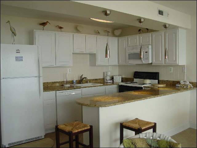 Rentals 307 Kitchen